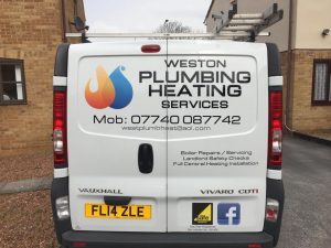 plumber services in weston worle