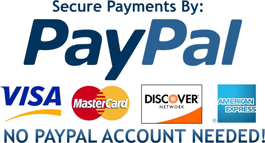 Paypal Credit Cards Accepted Plumbing Heating